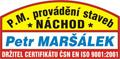 Sponzor Petr Maršálek - logo