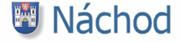 Město Náchod - logo