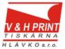 Tiskárna V&H Print Hlávko s.r.o. - logo