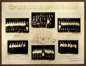 SK Náchod 1921