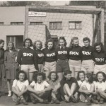 Rok 1945 - Krčín