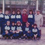Rok 1988 - TJ Náchod