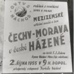 Rok 1955 - plakát